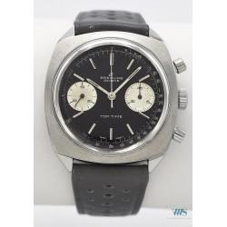 BREILTING (Chronographe Top Time - Panda / Black / ref. 2011), vers 1967