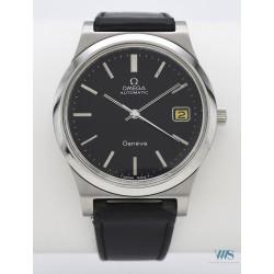 OMEGA (Seamaster Genève Sport / Black - Date / ref. 166.0168), vers 1974