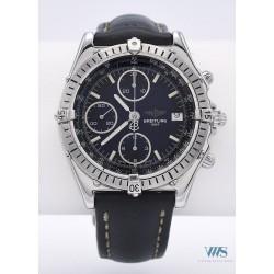 BREITLING (Chronographe Chronomat Automatic / Black / ref. A13047), vers 1995