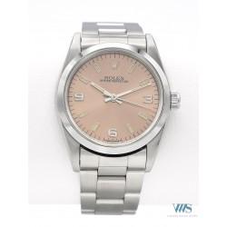 ROLEX (Oyster Perpetual Medium - Pink / ref. 67480), vers 1993-94