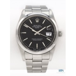 ROLEX (Oyster Perpetual Date - Black / ref. 15000), vers 1987-88