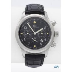 IWC (Chronographe Pilote – Der Flieger /ref. IW3741-01), vers 1994