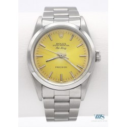 """ROLEX (Oyster Perpetual Air-King Précision / """"Gold Dial"""" / ref. 14000), vers 1990-91"""
