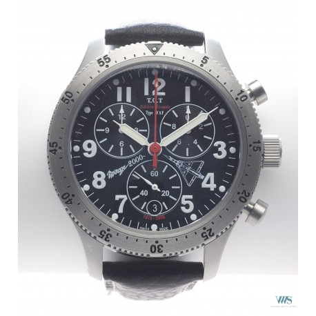 T.O.T (Chronographe Prototype Type F.A.F 1978 - 2008 / Mirage 2000 - N°0000 /120 pièces), Projet 2008