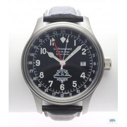 T.O.T (Montre GMT / sous mariniers Le Triomphant - N° 53 / 60 pièces), Projet 2006