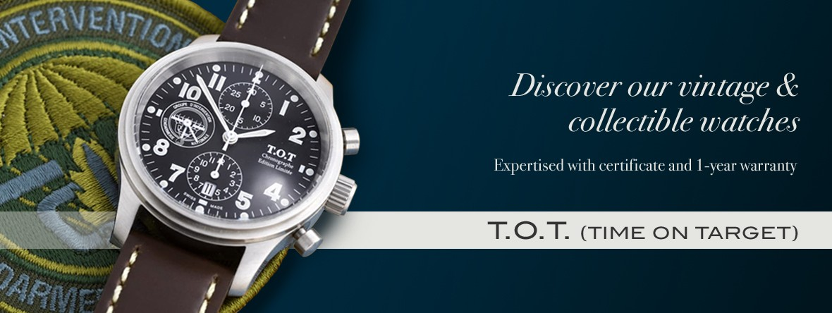 Our watches and accessories : T.O.T.